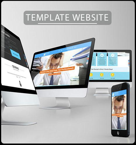 Template Websites – Basic, Classic, Premium